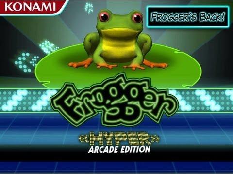 frogger hyper arcade edition ios