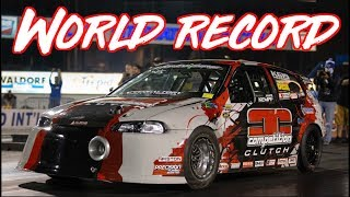 2000HP 2.0L Honda Civic 215MPH in 7 seconds! - Worlds Fastest FWD by  That Racing Channel
