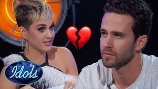 Video KATY PERRY Breaks Her OWN HEART! Is Dumping Trevor Holmes A Mistake?!American Idol 2018 Idols Global MP3, 3GP, MP4, WEBM, AVI, FLV September 2018