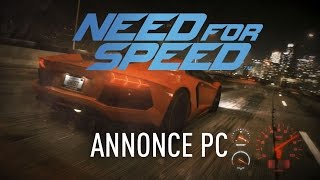 Annonce de Need for Speed PC, EA Games, video games