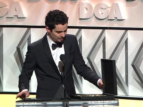 Chazelle wins DGA top honor for 'La La Land'