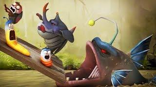 Video LARVA - SHARK ATTACK | Cartoon Movie | Cartoons For Children | Larva Cartoon | LARVA Official MP3, 3GP, MP4, WEBM, AVI, FLV September 2018