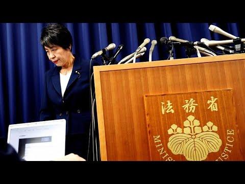 Japan: Sechs Mitglieder der Aum-Sekte erhängt