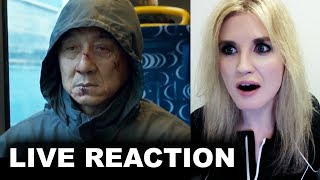 The Foreigner 2017 Trailer REACTION by Beyond The Trailer