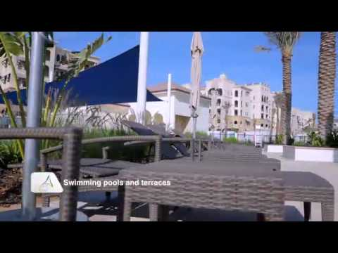 Community Center of Saadiyat Beach Residences (SBR)