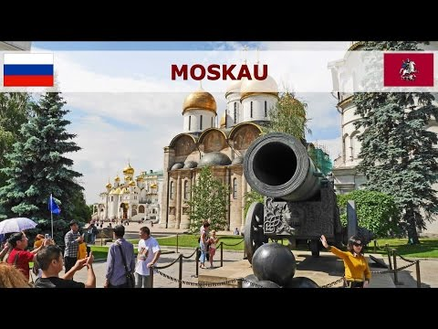 Russland: Moskau - Die Sehenswürdigkeiten der Hauptst ...