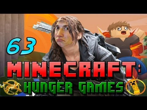 Minecraft: Hunger Games w/Mitch! Game 63 - Team Fail Sauce.