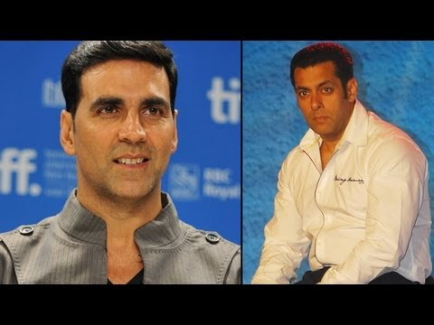 Will Salman Khan Beat Akshay Kumar's 2000 Crores?