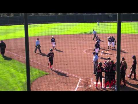 Softball vs Nevada (Feb. 17)