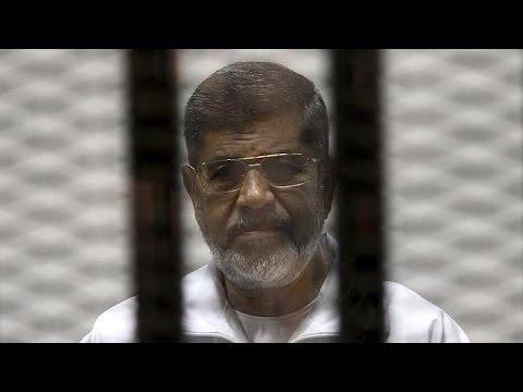 Αίγυπτος: Στις 18 Ιουνίου η ετυμηγορία δικαστηρίου για τον Μοχάμεντ Μόρσι