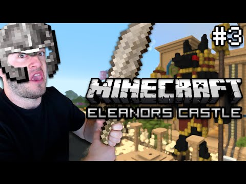 Minecraft: FINDING THE SECRETS! – Eleanor's Castle Part 3