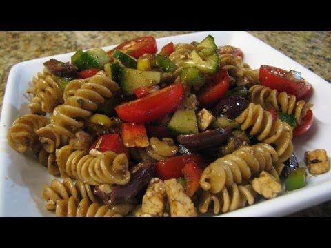 Greek Pasta Salad – Lynn's Recipes