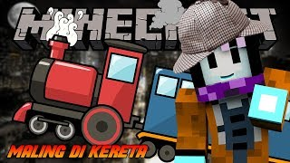 Video PENCURI DI KERETA?! | Minecraft Indonesia Adventure Map | The Train Robber MP3, 3GP, MP4, WEBM, AVI, FLV Oktober 2017