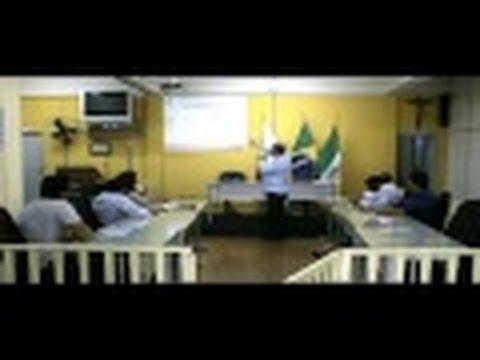 Reunião dos Vereadores com o Gerente da Agência Regional do IBGE, Éderson Tadeu Mourão