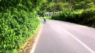 Parapat Indonesia  city pictures gallery : Downhill to Parapat, Indonesia
