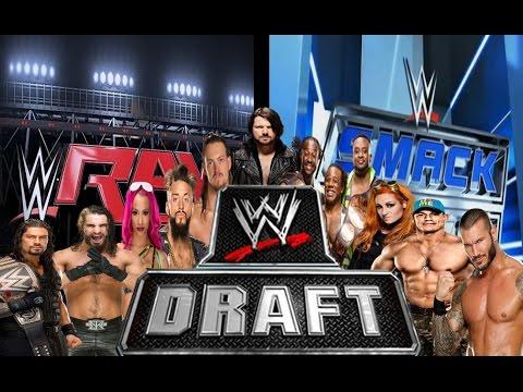 WWE Draft 2016: Fantasy Booking The Draft