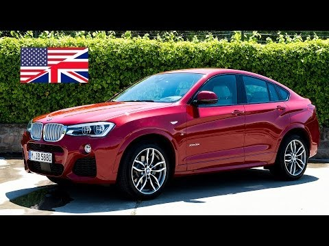 2014 BMW X4 xdrive35i (F26) – car review – car test – test drive (English)