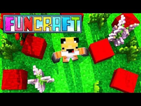 I Broke Their Favourite Things - Minecraft Funcraft EP 09