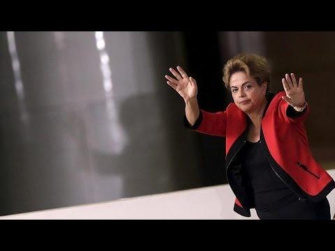 Οργή πολιτών για την Ντίλμα Ρούσεφ – στο ναδίρ η δημοφιλία της