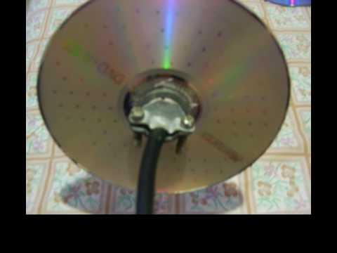 como hacer antena wi-fi con 2 cd y conectarse