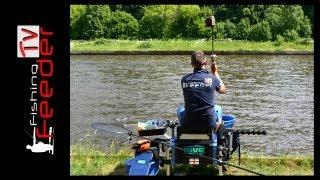Тренировка.Реализация поклевок мелкой рыбы.Подробно в статье.(Feeder Fishing TV) Фидер