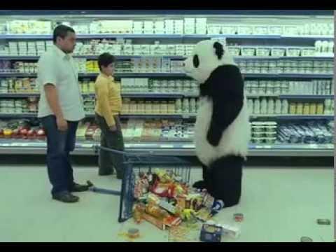 Quảng cáo cực vui nhộn hài hước của Nhật Bản