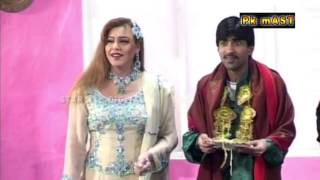 Best of Megha and Sajan Abbas Stage Drama Full Funny Comedy Clip | Pk Mast