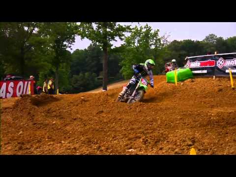 Lucas Oil AMA Motocross – Budds Creek Highlight Video – Chad Reed, Ryan Villopoto & More (2011)