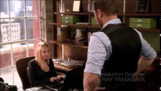 House of Lies Kristen Bell Pregnant belly scenes