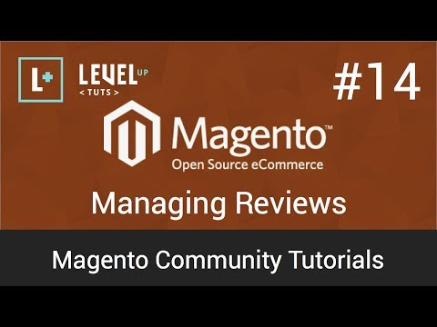 Magento Tutorial 14 – Managing Reviews