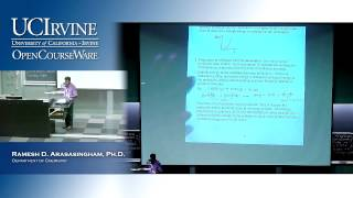 General Chemistry 1C. Lecture 26. Chemical Kinetics Pt. 5.