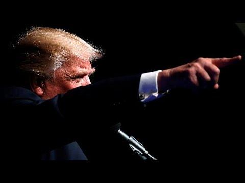 ΗΠΑ: Με νέες προσωπικές επιθέσεις κατά της Κλίντον οι τελευταίες ομιλίες Τραμπ – null
