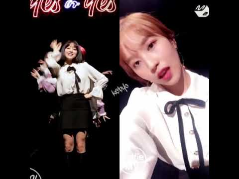 TWICE - Yes or Yes M2 (Dance Sequence X Selfie MV)