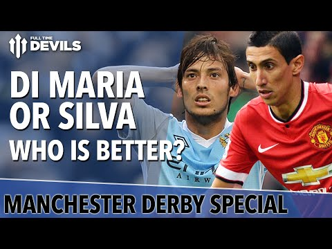 united - Who do you think is better Di Maria or Silva? FullTimeDEVILS' Gaz and Rob from City channel Blue Moon Rising have their say. Join the debate and let us know what you think. Subscribe, FREE,...