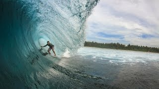 Surfing Indonesia, Mentawai with The Perfect Wave: Lances Right