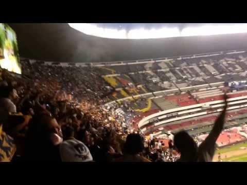 América vs Pumas Clausura 2014 - La Rebel - Pumas
