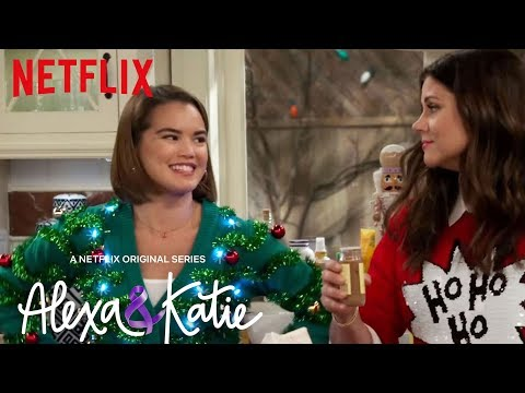 Season 2 Christmas SURPRISE! | Alexa & Katie | Netflix Futures