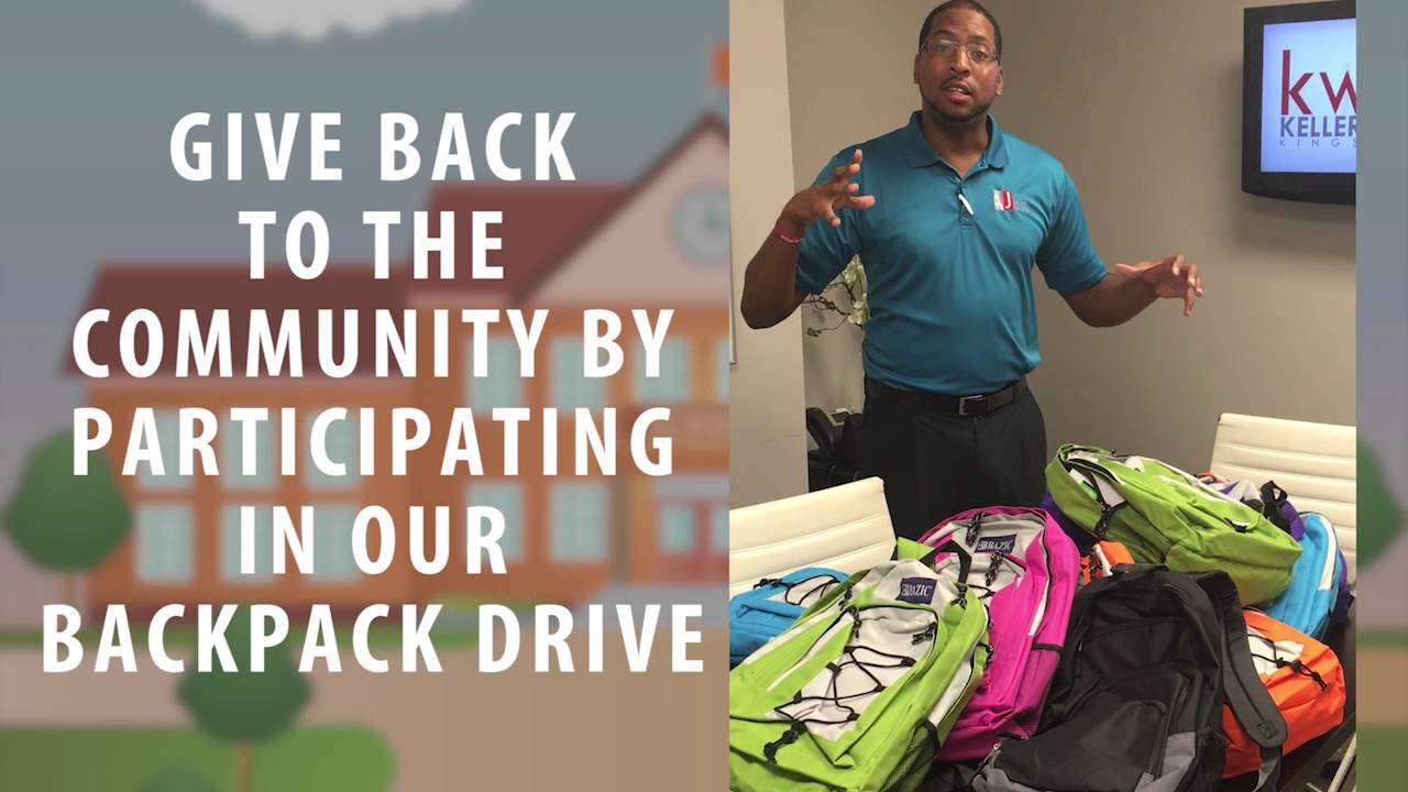 Join Us in the 2016 Backpack Challenge!