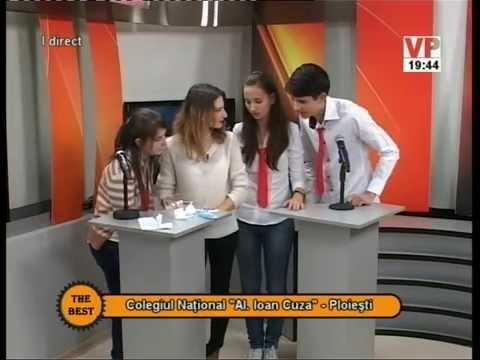 """Preselecții The Best – 14 octombrie 2014 (III) – Colegiul Național """"Alexandru Ioan Cuza"""" Ploiești"""