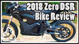 7. 2018 Zero DSR - Bike Review