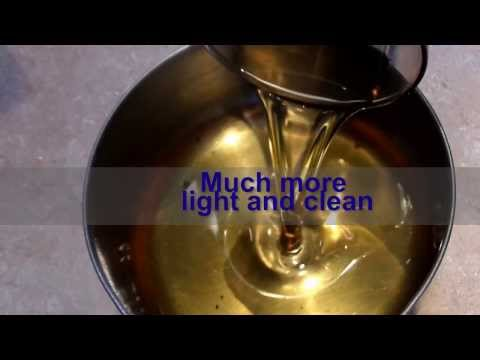 How to clean / recycle your cooking oil - Be Resourceful.