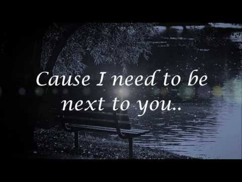 Leigh Nash - Need To Be Next To You