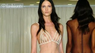 Sexy Silk And More At Paula Raia's Spring 2013 Show | Sao Paulo Fashion Week | FashionTV