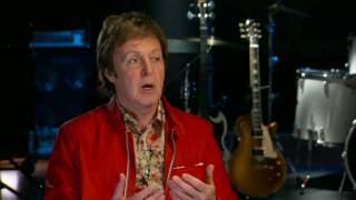 David Lynch interviews Paul McCartney about Meditation and Maharishi