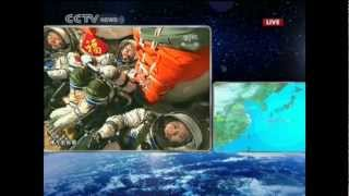 China launches first female space taikonaut 神州九号 on ShenZhou 9