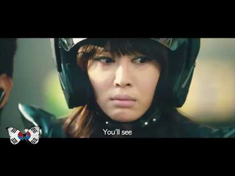"High speed, bikes and bombs in "" QUICK "" Korean biker movie"