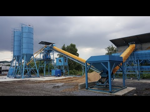 Design of a Batching Plant - Vinh Sơn co., Ltd