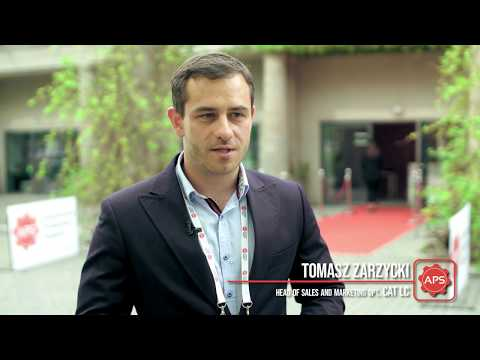 Automotive Production Support 2018 Tomasz Zarzycki   Head of Sales and Marketing Department CAT LC