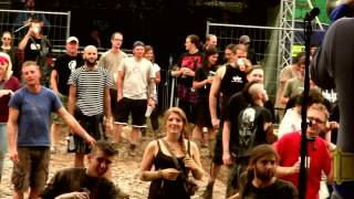 Video M.A.D. Band - Babushka \ Vot Eto Da- live at Pod Parou(CZ) 2014