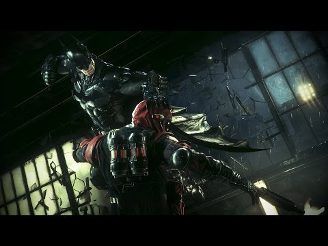 Batman: Arkham Knight – Ace Chemicals Infiltration Trailer: Part 3